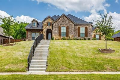 Burleson Single Family Home For Sale: 337 Landview Drive