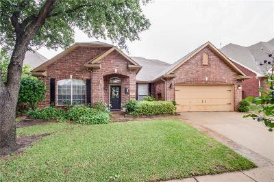 Highland Village TX Single Family Home Active Option Contract: $359,000