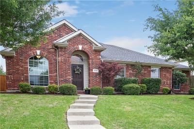 Allen Single Family Home For Sale: 1545 Sandlewood Drive