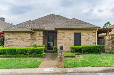 Tyler Single Family Home For Sale: 3308 Trafalgar Square