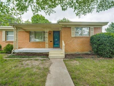 North Richland Hills Single Family Home For Sale: 3500 Orient Drive