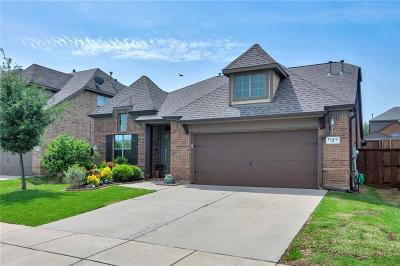 Fort Worth Single Family Home Active Option Contract: 12412 Outlook Avenue