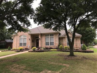 McKinney Single Family Home For Sale: 2200 Green Leaf Court