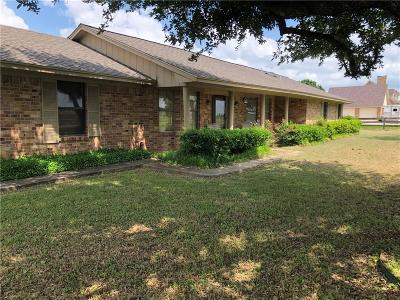 Kaufman Single Family Home For Sale: 1399 E Us Highway 175