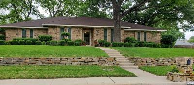 Desoto Single Family Home For Sale: 1300 Marble Canyon Drive