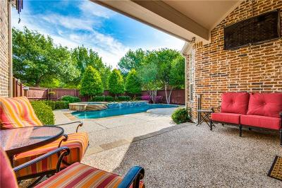 McKinney Single Family Home For Sale: 7904 Chapel View Drive