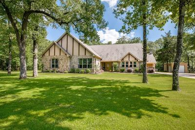 Royse City Single Family Home For Sale: 4825 Red Oak Drive