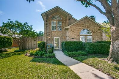 Coppell Single Family Home For Sale: 544 Lake Forest Drive