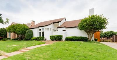Collin County Single Family Home For Sale: 4803 Holly Tree Drive