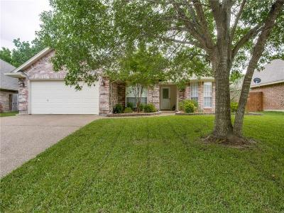 Benbrook Single Family Home Active Option Contract: 1316 Brazos Drive