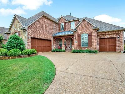 Prosper Single Family Home For Sale: 1260 Packsaddle Trail
