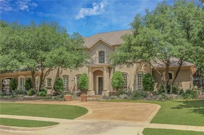 Collin County Single Family Home For Sale: 6324 Chamberlyne Drive