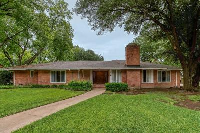 Waxahachie Single Family Home For Sale: 804 W Marvin Street
