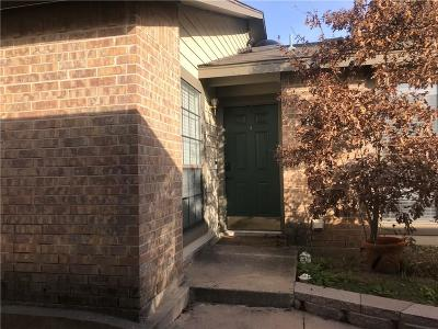 Hurst Residential Lease For Lease: 326 W Harwood Road #A