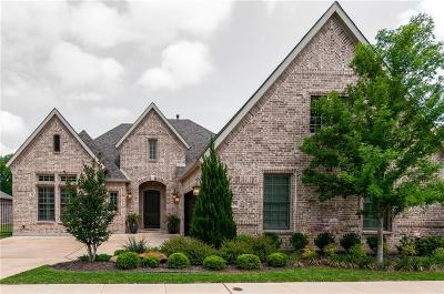 Keller Single Family Home Active Option Contract: 2829 Torino Trail