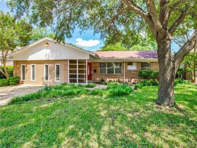 Farmers Branch Single Family Home For Sale: 13922 Heartside Place