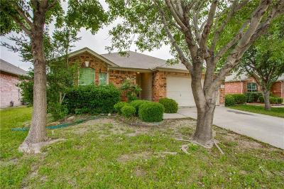 Forney Single Family Home For Sale: 522 Appaloosa Drive