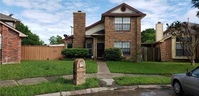 Mesquite Single Family Home For Sale: 944 Ember Lane