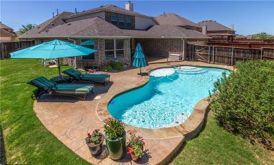Frisco Single Family Home For Sale: 12446 Flowering Drive