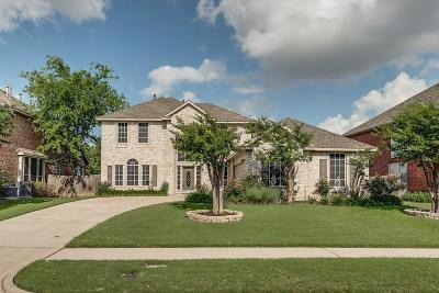 Dallas County, Denton County, Collin County, Cooke County, Grayson County, Jack County, Johnson County, Palo Pinto County, Parker County, Tarrant County, Wise County Single Family Home For Sale: 3222 York Drive
