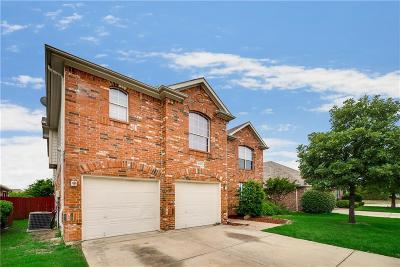Fort Worth Single Family Home For Sale: 4504 Vista Meadows Drive