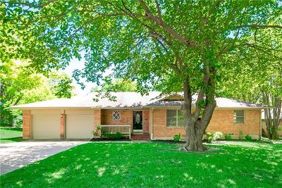 Desoto Single Family Home Active Option Contract: 602 Ray Andra Drive