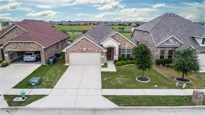 Little Elm Single Family Home For Sale: 2784 Morning Song Drive