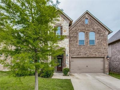 Little Elm Single Family Home For Sale: 2344 Fountain Gate Drive