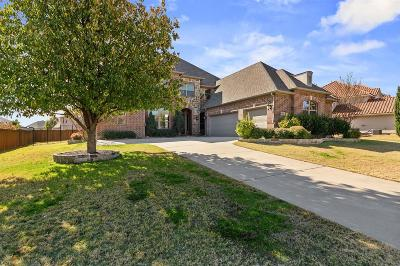 Allen Single Family Home For Sale: 1081 Great Meadow Drive