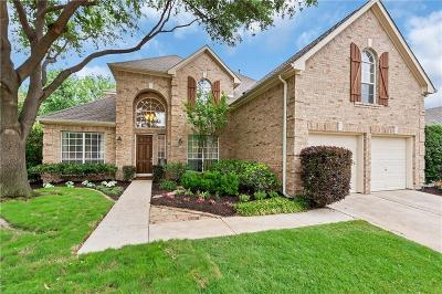Flower Mound Single Family Home Active Option Contract: 3424 Furlong Drive E