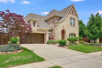 Coppell Single Family Home For Sale: 120 Juniper Drive