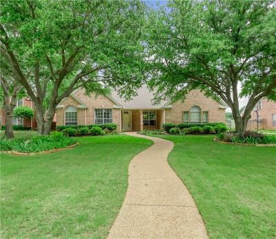 Southlake Single Family Home Active Option Contract: 207 Canyon Lake Drive