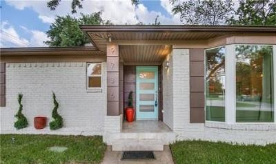 Dallas, Fort Worth Single Family Home For Sale: 9736 Forestridge Drive