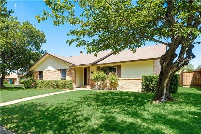 Garland Single Family Home Active Option Contract: 2118 Glencrest Lane