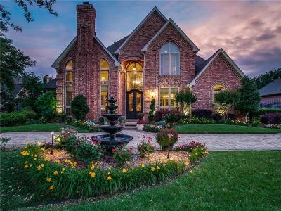 Colleyville Single Family Home Active Option Contract: 4604 Green Oaks Drive