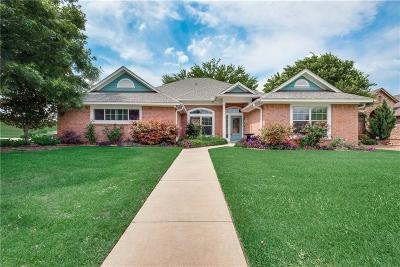 Fort Worth Single Family Home For Sale: 5801 River Meadows Place