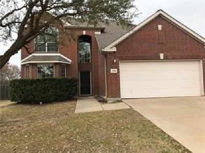 McKinney Single Family Home Active Contingent: 2304 Trinity Lane