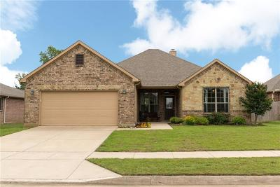 Aubrey Single Family Home For Sale: 313 Valley Drive