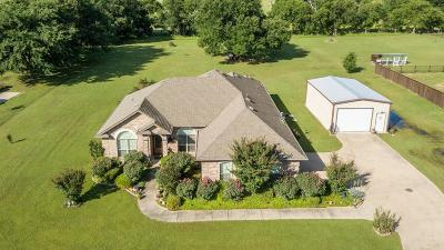Kaufman Single Family Home For Sale: 1187 Scattered Oaks Trail