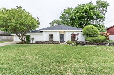 Flower Mound Single Family Home For Sale: 5404 Rawlings Street