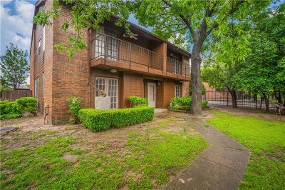 Condo Active Contingent: 7522 Holly Hill Drive #2