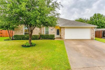 Burleson Single Family Home For Sale: 1008 Barbara Jean Court