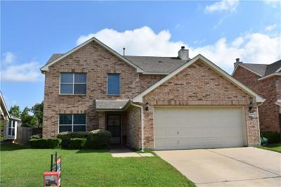 Saginaw Single Family Home For Sale: 640 Fossil Wood Drive