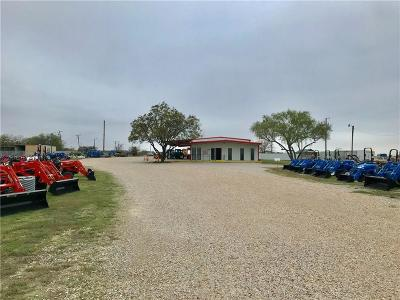 Burleson, Joshua, Alvarado, Cleburne, Keene, Rio Vista, Godley, Everman, Aledo, Benbrook, Mansfield, Grandview, Crowley, Fort Worth, Keller, Euless, Bedford, Saginaw Commercial For Sale: 3456 S Burleson Boulevard