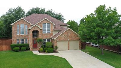 Flower Mound Single Family Home Active Option Contract: 2109 Nottingham Street