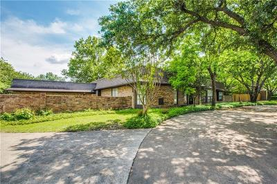 Preston Hollow Single Family Home For Sale: 4620 Royal Lane
