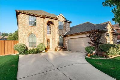 Allen Single Family Home For Sale: 1604 Lost Creek Drive