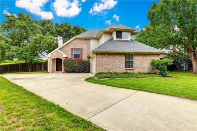 Lewisville Single Family Home For Sale: 539 Beasley Drive