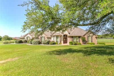Parker County, Tarrant County, Hood County, Wise County Single Family Home Active Option Contract: 2306 E Emerald Bend Court