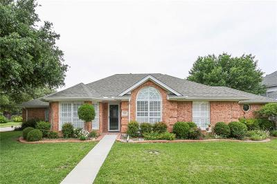 Arlington Single Family Home Active Contingent: 3115 Waterside Drive